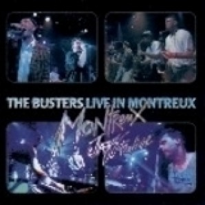 Busters - 'Live In Montreux' CD