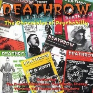 V.A. 'Deathrow - The Chronicles of Psychobilly'  CD