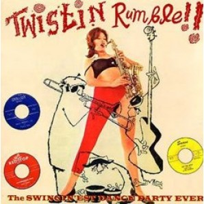 V.A. 'Twistin' Rumble Vol. 2'  CD