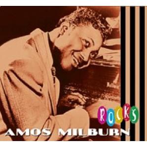 Milburn, Amos 'Rocks!'  CD