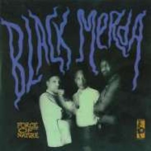 Black Merda 'Force Of Nature'  CD