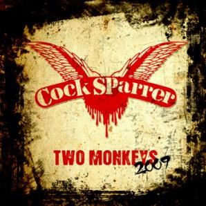 Cock Sparrer 'Two Monkeys 2009'  CD