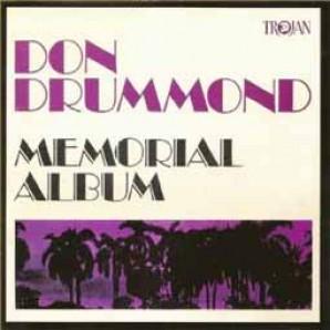 Drummond, Don 'Memorial Album'  CD  back in stock!