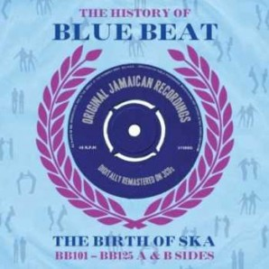 V.A. 'The History Of Blue Beat – BB101 – BB125'  3-CD
