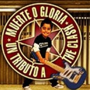 V.A. 'Muerte O Gloria - Clash Tribute'  CD