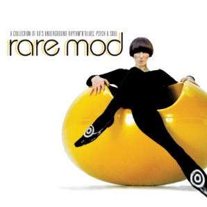V.A. 'Rare Mod'  CD