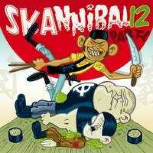 V.A. 'Skannibal Party Vol. 12'  CD