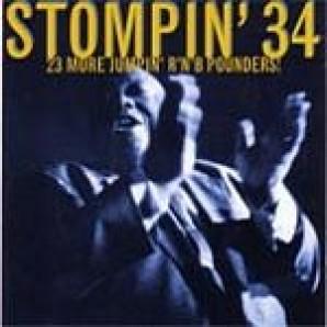 V.A. 'Stompin' 34'  CD