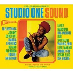 V.A. 'Studio One Sound'  CD