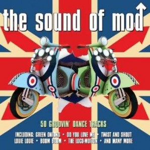 V.A. 'The Sound Of Mod'  2-CD