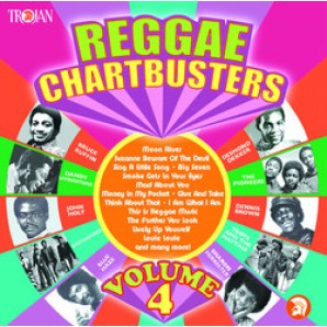 V.A. 'Trojan Reggae Chartbusters Vol. 4'  CD