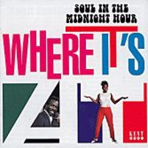V.A. 'Where It's At'  CD