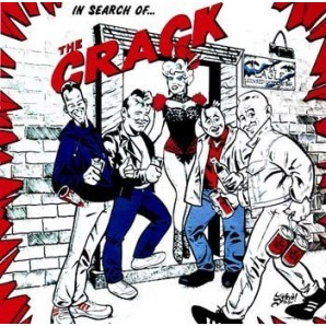Crack 'In Search Of The Crack'  LP