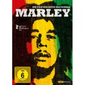 Movie/Documentary 'Marley' DVD