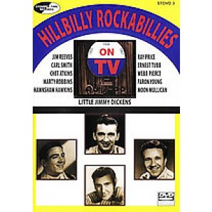 V.A. 'Hillbilly Rockabillies On T.V.'  DVD