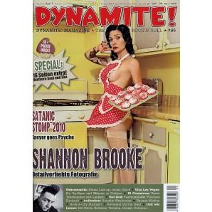 Dynamite! Magazine # 65 - The World Of Rock'n'Roll - 148 p. + CD
