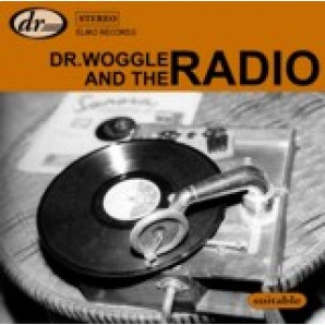 Dr. Woggle & The Radio 'Suitable' CD