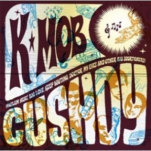 K-Mob 'Cushdy'  CD