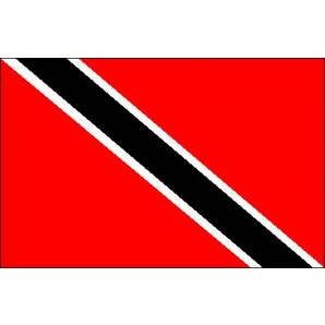 fridge magnet 'Trinidad & Tobago'