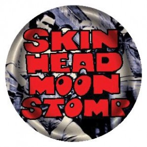 fridge magnet 'Skinhead Moonstomp'