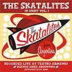 Skatalites 'In Orbit - Live In Argentina'  CD