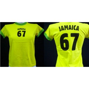 Gilrie Shirt 'Jamaica 67' size small