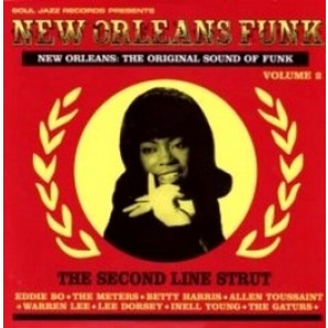 V.A. 'New Orleans Funk Vol. 2'  3-LP