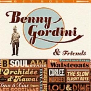 Gordini, Benny & Friends 'Get Soul!'  LP