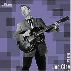 Clay, Joe 'Duck Tail'  LP
