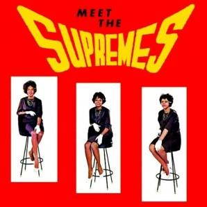 Supremes 'Meet The Supremes'  LP