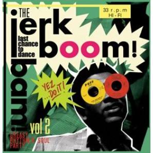 V.A. 'Jerk Boom Bam! Vol. 2'  LP