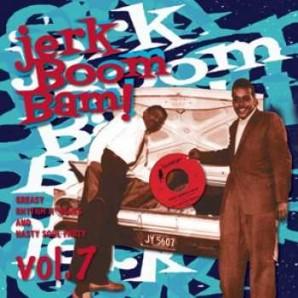 V.A. 'Jerk Boom Bam Vol.7'  LP