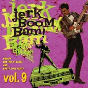 V.A. 'Jerk Boom Bam! Vol. 9'  LP