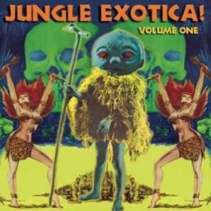 V.A. 'Jungle Exotica Vol.1'  2-LP