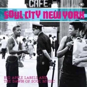 V.A. 'Soul City New York'  2-LP