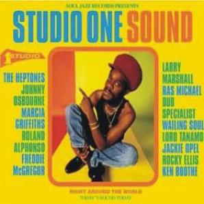 V.A. 'Studio One Sound'  2-LP