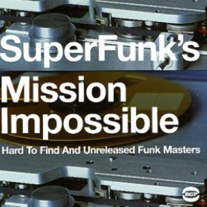 V.A. 'Super Funk's Mission Impossible'  2-LP