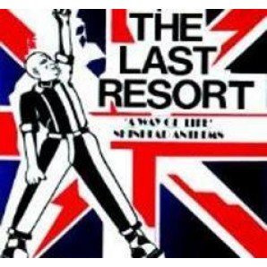 Last Resort - 'A Way Of Life - Skinhead Anthems'  CD
