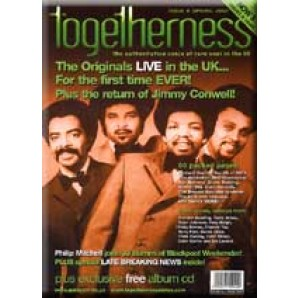 Togetherness No. 08 + magazine + CD