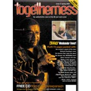 Togetherness No. 11  magazine + CD