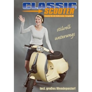 Classic Scooter Nr. 38
