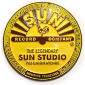fridge magnet 'Sun Studio'