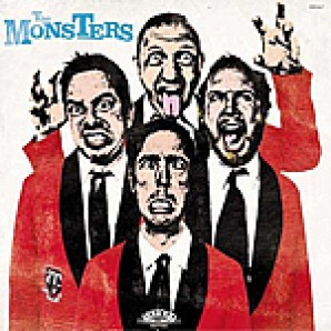 Monsters 'Pop Up Yours'  LP+CD