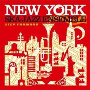 New York Ska-Jazz Ensemble 'Step Forward'  CD