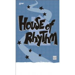 Poster - House Of Rhythm / Tour 1995