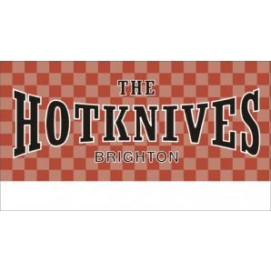 Poster - Hotknives / Brighton