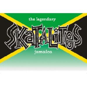 Poster - Skatalites / Tour 2001