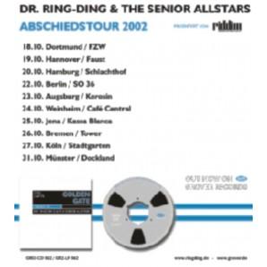 Poster - Dr. Ring-Ding & TSA / Farewell Tour