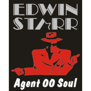 Poster - Edwin Starr / Agent 00 Soul