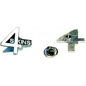 Pin '4 Skins'